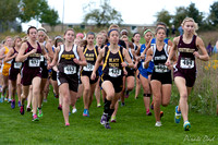 Columbiana Clipper Invitational 09-29-12