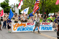 2015 Edinburg Township Memorial Day Parade