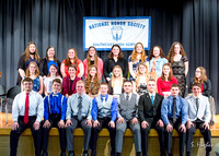 2016 Southeast High School National Honor Society